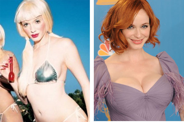 DDD cup Implants http://alteredidentity.com/christina-hendricks-bought-her-fame/