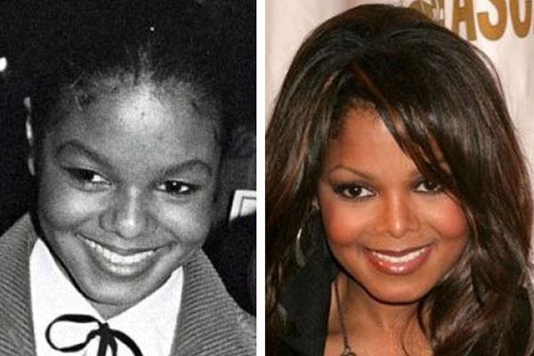 Plastic surgery unlike her brother michael or sister latoya jackson