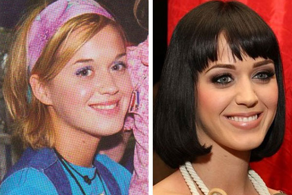Katy Perry Young