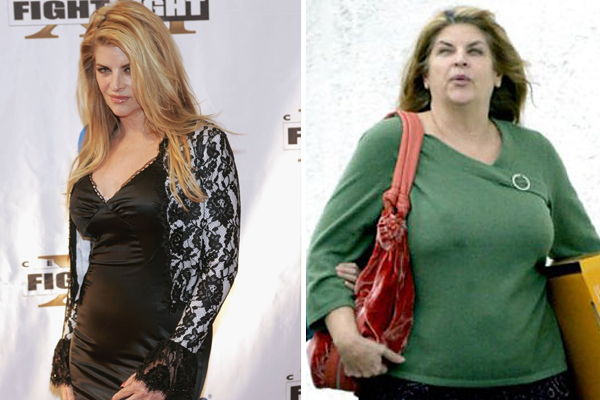 Oprah At Her Heaviest Will Kristie Alley Los...