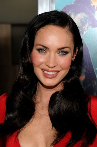 megan fox weight loss. megan fox before and after
