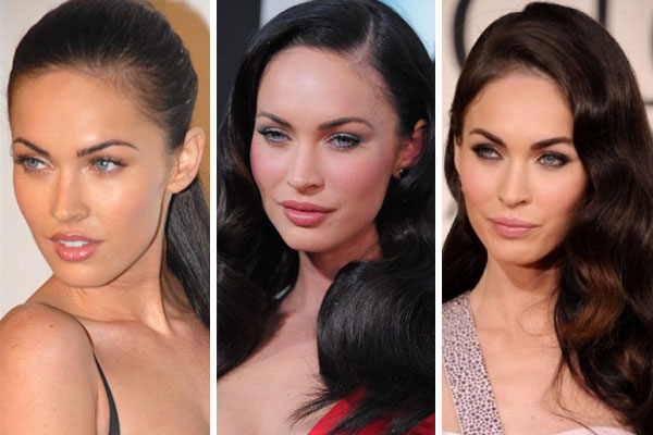Is Megan Fox's Face Melting?