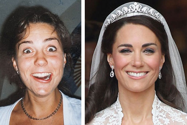 kate middleton before fame