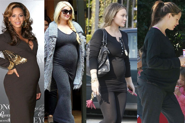 celebrities who are pregnant