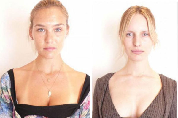 Supermodels Without Photoshop – Hot or Not?