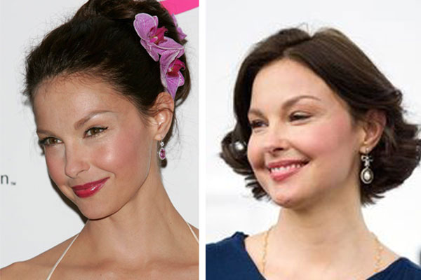 ashley judd before and after