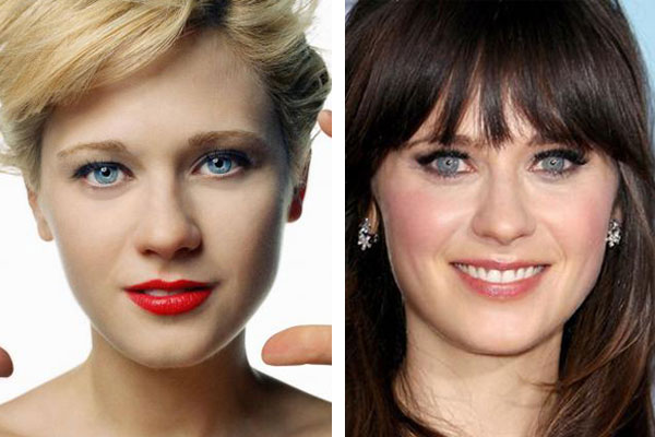 Zoey Deschanel plastic surgery