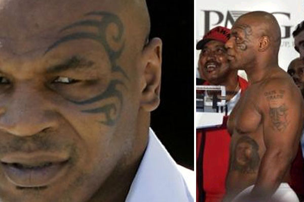 tyson tattoo meaning